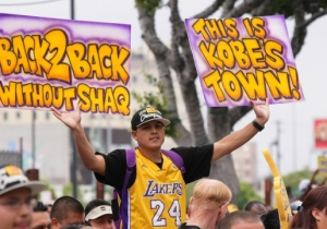 A Diehard Lakers Fan's Very Real Plea To An Unfair NBA