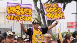 A Diehard Lakers Fan's Very Real Plea To An Unfair NBA