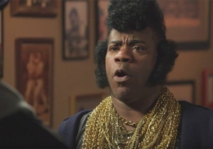 Tracy Morgan Channels Mr. T For The Sequel To 'Creed' On 'Jimmy Kimmel Live'