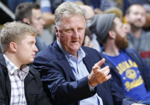 Larry Bird Says The Current Era Might Be Basketball's 'Greatest'