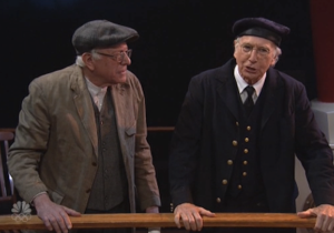 Saturday Night Live Recap: Larry David Hosts