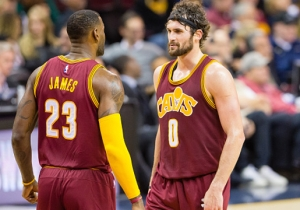 The Cavs Had A Players Only Meeting To Address The Issues We All Already Knew They Had