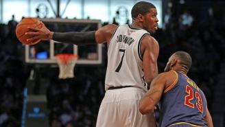 LeBron James Makes A Very Public Appeal For Joe Johnson To Sign With The Cavs