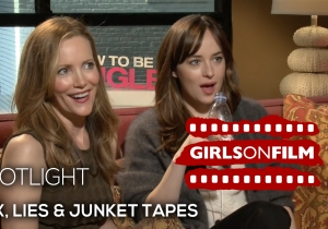 Leslie Mann, Dakota Johnson, and the trouble with celebrity interviews
