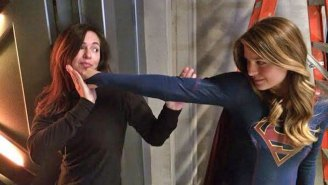 Director Lexi Alexander got to do something on 'Supergirl' she's never done before