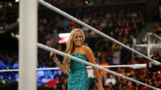 That Time Lilian Garcia Thought The Usos Won A Grammy Award