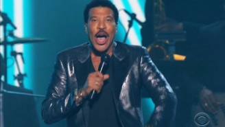 Watch John Legend, Demi Lovato, Luke Bryan, Meghan Trainor, And Tyrese's Grammys Tribute To Lionel Richie