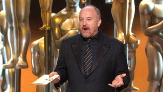 Louis C.K. Hilariously Introduced The Best Short Subject Documentary Oscar Award