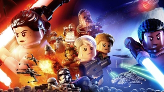Lego's got a new 'Star Wars: The Force Awakens' game, and it promises 'new story content'