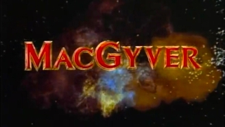 The 'MacGyver' Revival Continues As Lionsgate Reveals Plans For A Movie