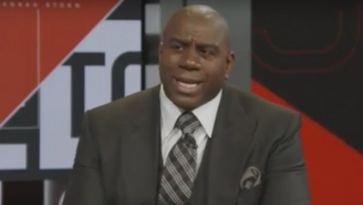 Magic Johnson Talks About How He 'Needed' His Historic 1992 All-Star Game