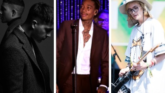 Listen To Wiz Khalifa, Majid Jordan, And The Albums You Need To Hear This Week
