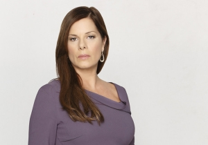 Marcia Gay Harden is ready for her 'Fifty Shades of Grey' dominatrix moment
