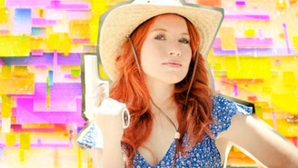 UPROXX 20: Maria Thayer Will Gift You A Cheesy Self-Help Book When You Go Through A Breakup