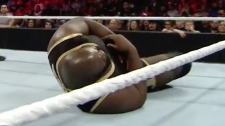 Mark Henry May Be Injured After An Awkward Moment On WWE Raw