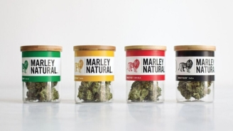 Celebrate Bob Marley's 71st Birthday With His Brand New Weed Line