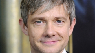 We finally know who Martin Freeman is playing in 'Captain America: Civil War'