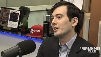 Martin Shkreli Wants To Buy The Gun Used To Kill Trayvon Martin