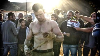 Matt Damon Is Super Buff And Back In The First Trailer For 'Jason Bourne'