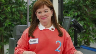 Melissa McCarthy's 'Supermarket Sweep' strategy will leave you breathless