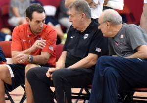 Have We Seen The Last Of Coach K As USA Basketball's Coach?