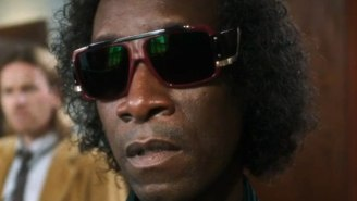 Don Cheadle Is A Very Raspy Miles Davis In The New 'Miles Ahead' Trailer