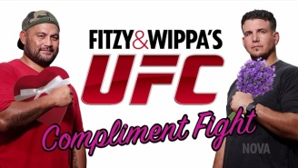 Mark Hunt And Frank Mir Had Themselves A Compliment Fight On An Australian Radio Show