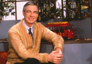 Celebrate Mister Rogers' Birthday With A New, Spot-On Photo Of Tom Hanks From The Upcoming Movie