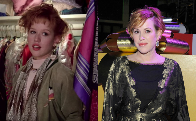 Molly Ringwald Pretty in Pink