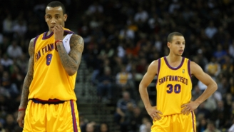 Monta Ellis Admits The Warriors 'Probably Wouldn't Have Won A Championship' If He Stayed