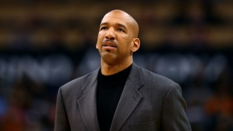 The NBA Family Mourns The Tragic Passing Of Monty Williams' Wife