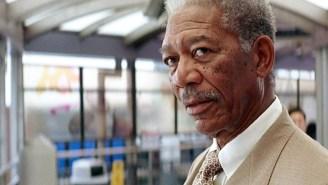 Morgan Freeman is here to navigate you through traffic