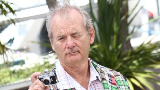 Bill Murray Demonstrates Why You Can't Force An Epic Murray Encounter