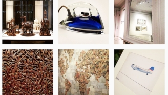 Get Cultured By Checking Out Today's NYC Museum InstaSwap