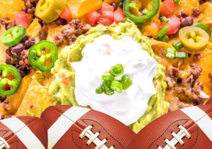 Chef Up Your Snacks With These Easy Super Bowl Recipes