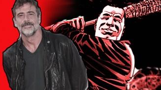 The 'Walking Dead' Showrunner Explains Why Negan Is One Of TV's 'Greatest Villains' Ever
