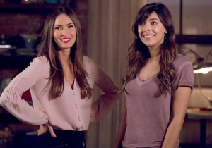 Review: Megan Fox makes a promising 'New Girl' debut