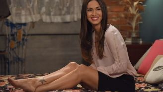 'New Girl' creator on Megan Fox: 'She's funny in a cool way'