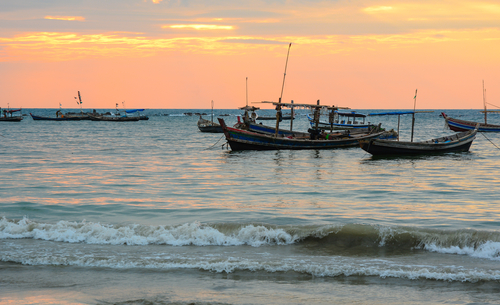 ngapali beach shutterstock - pictures of best beaches in the world