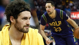 Kevin Love Could Be Traded After Reports Surface The Cavs Are Considering Ryan Anderson
