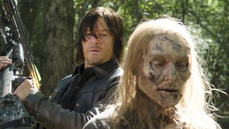'The Walking Dead' Could Have Been A 'Zombie Crime Procedural' On NBC