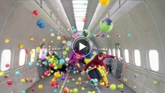 OK Go Just Somehow Topped Their Already Impressive Music Videos With 'Upside Down & Inside Out'