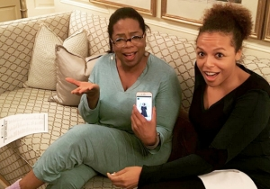 Queen Oprah Was Definitely Not Amused At Being Mistaken For Whoopi Goldberg