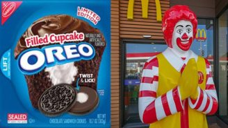 Is Oreo Going The McDonald's Route With Its Newest Flavor?