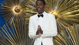 Review: Chris Rock dives into #OscarsSoWhite controversy as Academy Awards host