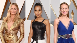 Here Are The Biggest Fashion Hits And Misses From The 2016 Oscars