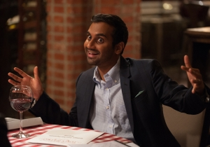 A regular column returns with a look at an unproduced Aziz Ansari script