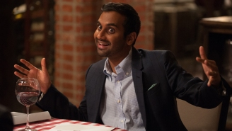 Weekend Preview: Aziz Ansari Makes 'SNL' History And 'The Young Pope' Deals With A Crisis
