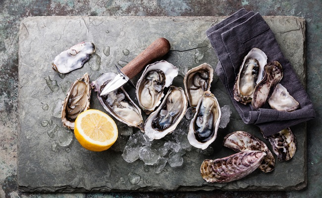 oysters sex