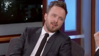 Aaron Paul Is Super Sorry About That 'Breaking Bad' Jesse Pinkman Spin-Off Prank